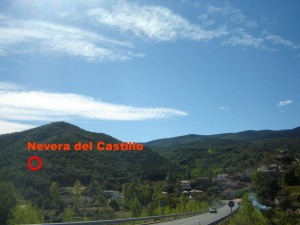 Nevera del Castillo, nevera 4